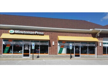 Akron printing service Minuteman Press