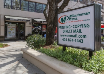 Atlanta printing service Minuteman Press
