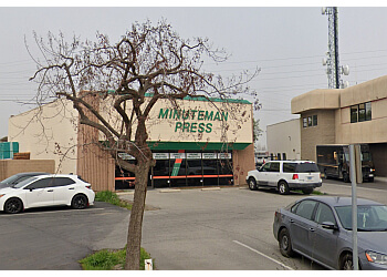 Bakersfield printing service Minuteman Press