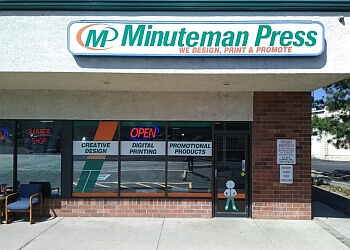Colorado Springs printing service Minuteman Press