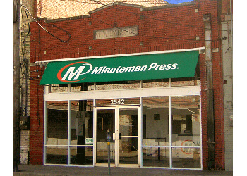 Dallas printing service Minuteman Press