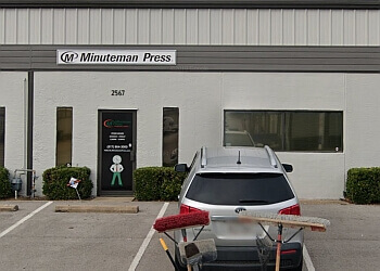 Fort Worth printing service Minuteman Press
