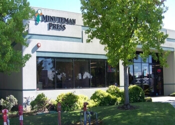 Fremont printing service Minuteman Press