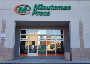 Henderson printing service Minuteman Press