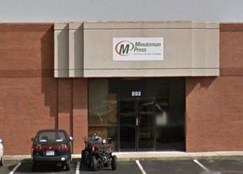 Montgomery printing service Minuteman Press