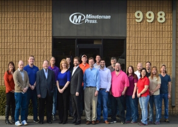 Nashville printing service Minuteman Press