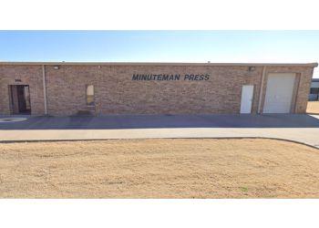 Oklahoma City printing service Minuteman Press