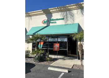 Orange printing service Minuteman Press