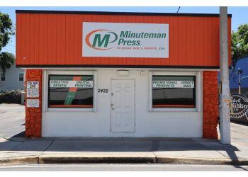 Orlando printing service Minuteman Press