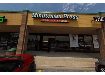 Plano printing service Minuteman Press