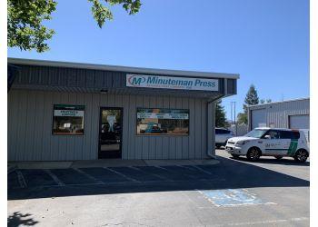Sacramento printing service Minuteman Press
