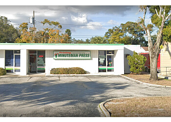 St Petersburg printing service Minuteman Press