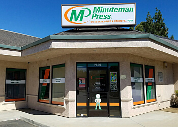 Stockton printing service Minuteman Press