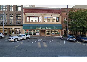 Tacoma printing service Minuteman Press