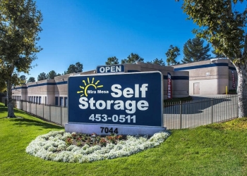 San Diego storage unit Mira Mesa Self Storage