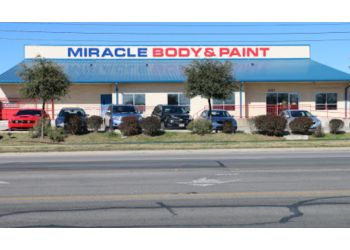 Miracle Body And Paint >> 3 Best Auto Body Shops In San Antonio Tx Threebestrated
