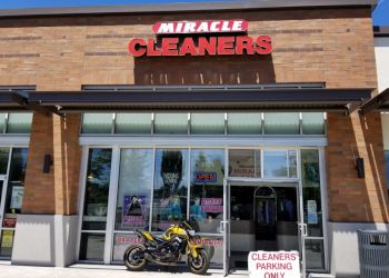Vancouver dry cleaner Miracle Cleaners