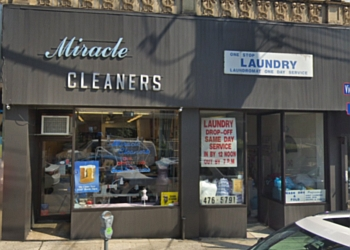 Yonkers dry cleaner Miracle Cleaners