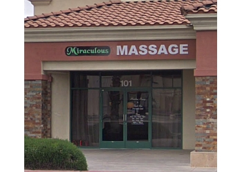Las Vegas massage therapy Miraculous Massage & Facial Spa