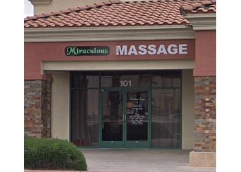 Las Vegas massage therapy Miraculous Massage & Facial Spa