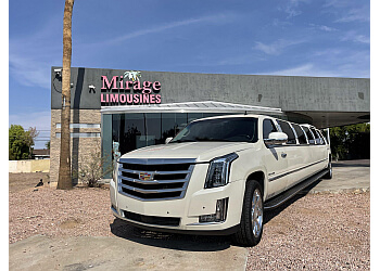 Scottsdale limo service Mirage Limousines