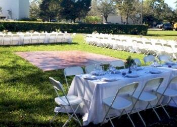 Miramar event rental company Miramar Party Rental and Events