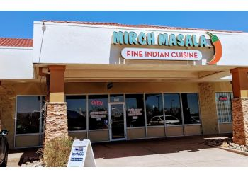Colorado Springs indian restaurant Mirch Masala