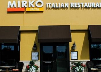 Mobile italian restaurant Mirko Pasta