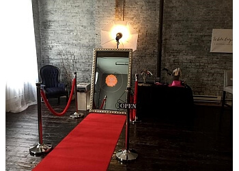 Wichita photo booth company Mirror of Memories Photo Booth