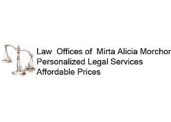 El Monte immigration lawyer Mirta Alicia Morchon