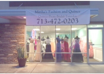 Pasadena bridal shop Mirtha's Fashion and Quince