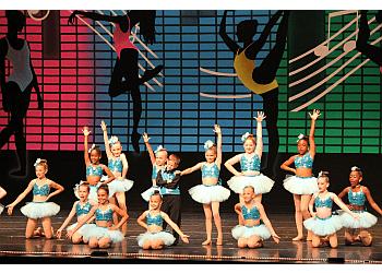 Charlotte dance school Miss Donna's School of Dancing