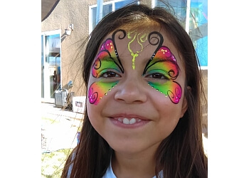 Bakersfield face painting Miss Kimmies Fancy Faces