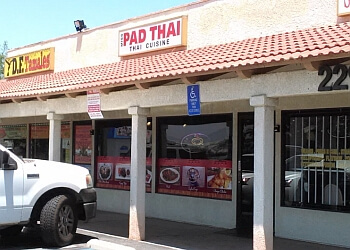 Moreno Valley thai restaurant Miss Pad Thai