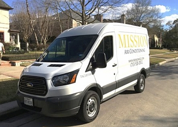 Houston hvac service Mission Air Conditioning & Plumbing