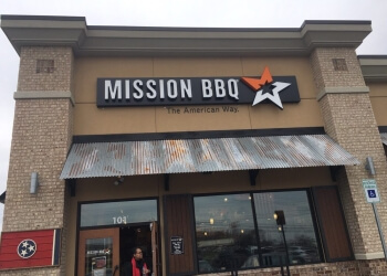 Clarksville barbecue restaurant Mission BBQ