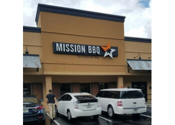 Miramar barbecue restaurant Mission BBQ