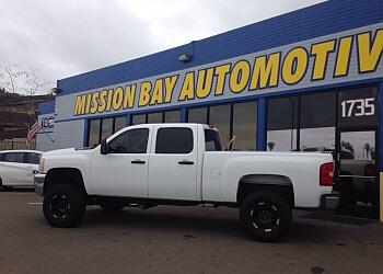 San Diego car repair shop Mission Bay Automotive