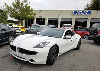 Rancho Cucamonga auto body shop Mission Collision & Motoring