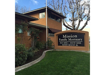 Bakersfield funeral home Mission Family Mortuary