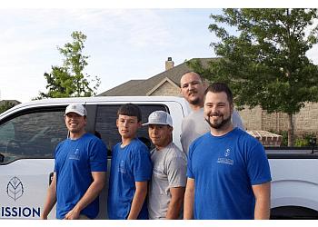 Lubbock lawn care service Mission Landscape & Maintenance