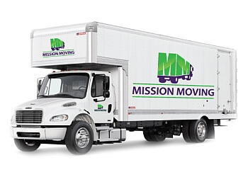 Arvada moving company Mission Moving