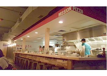 Winston Salem pizza place Mission Pizza Napoletana