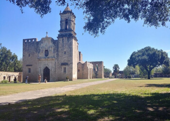 San Antonio landmark Mission San Jose