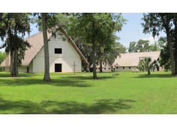 Tallahassee landmark Mission San Luis de Apalachee