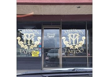 Riverside tattoo shop Mission Tattoo and Piercing
