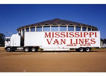 Jackson moving company Mississippi Van Lines, Inc.