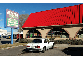 Fort Collins pawn shop Mister Money