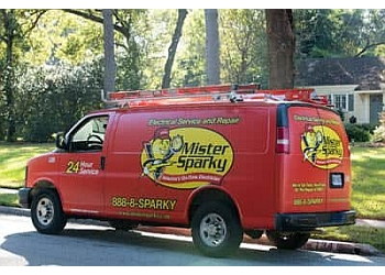 Irving electrician Mister Sparky Electrician