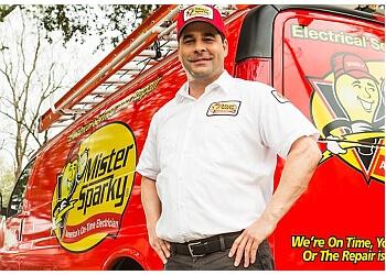 Tulsa electrician Mister Sparky